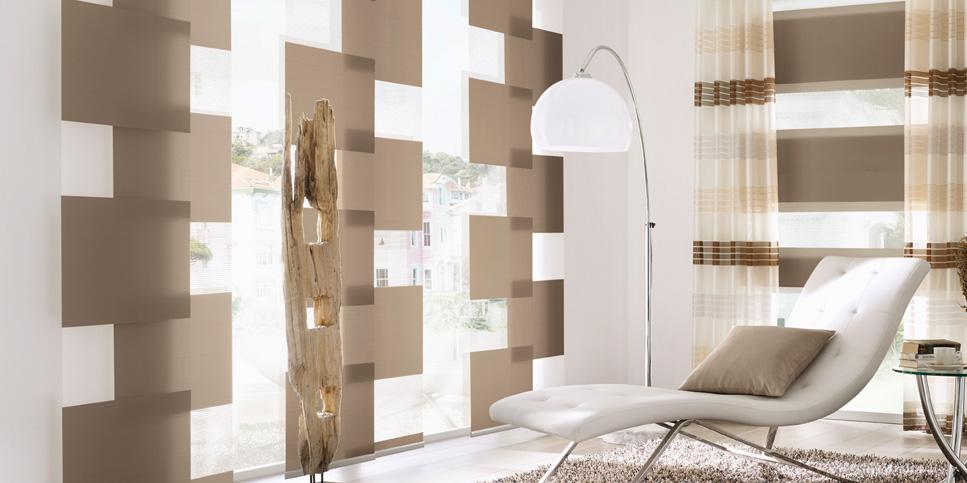 Gardinen, Bordüren, Vorhänge – Streifenmuster sorgt für Frische!