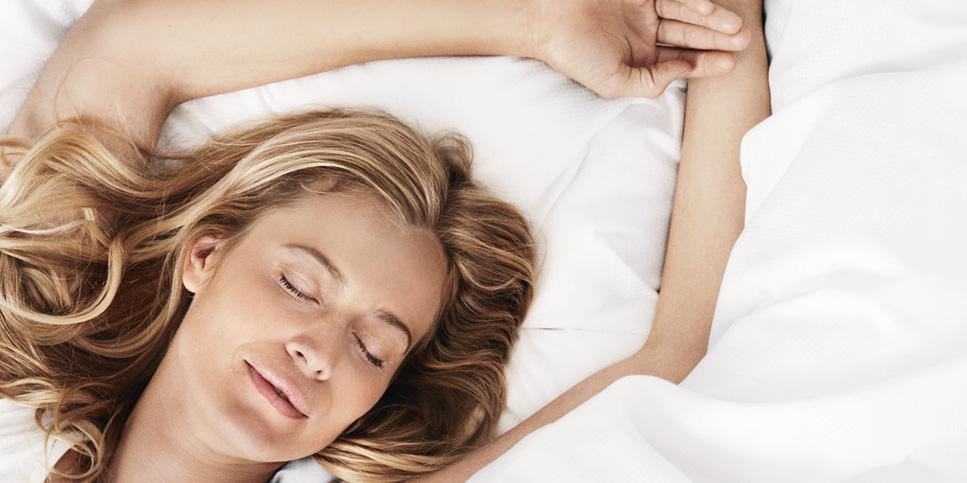 Schlafen Sie gesund! Mit der richtigen Matratze