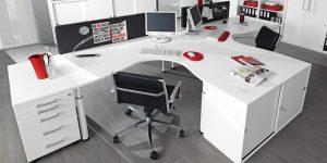 Bürostuhl, Roll- und Drehstuhl