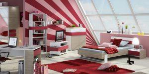 Schlafen, Spielen, Träumen und Hausaufgaben - im Jugendzimmer wird gelebt