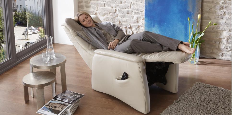 Verstellbarer Relaxsessel