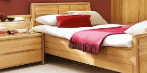 Schlafzimmereinrichtung modern