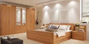 Traumhafte Schlafzimmermöbel in Buche, Kiefer, Birke oder Eiche