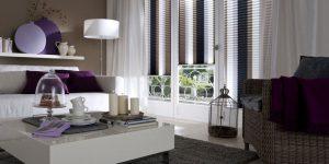 Sonnenschutz als Fensterdekor