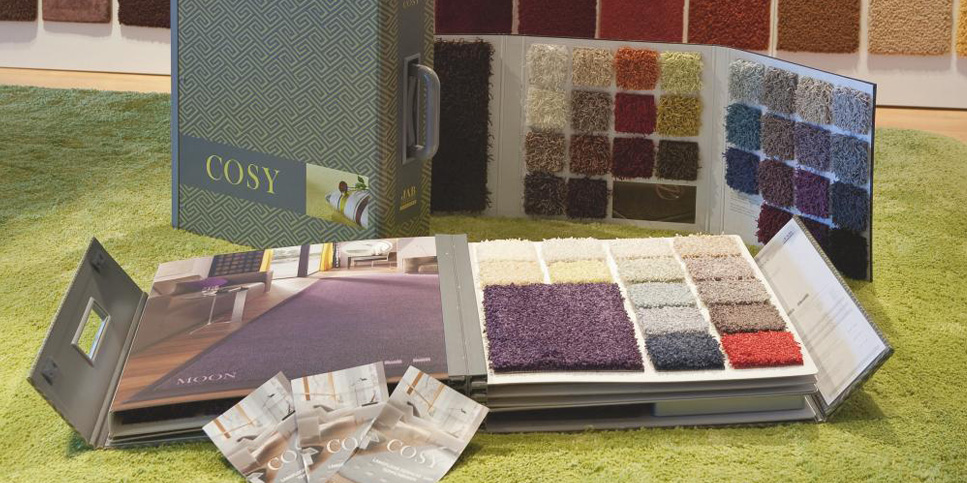 Teppichböden Hochflor in vielen Farben