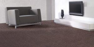 Teppichböden bordeauxfarben