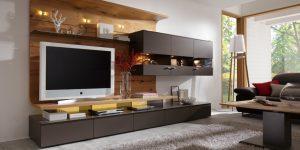 Lowboard TV Kombination
